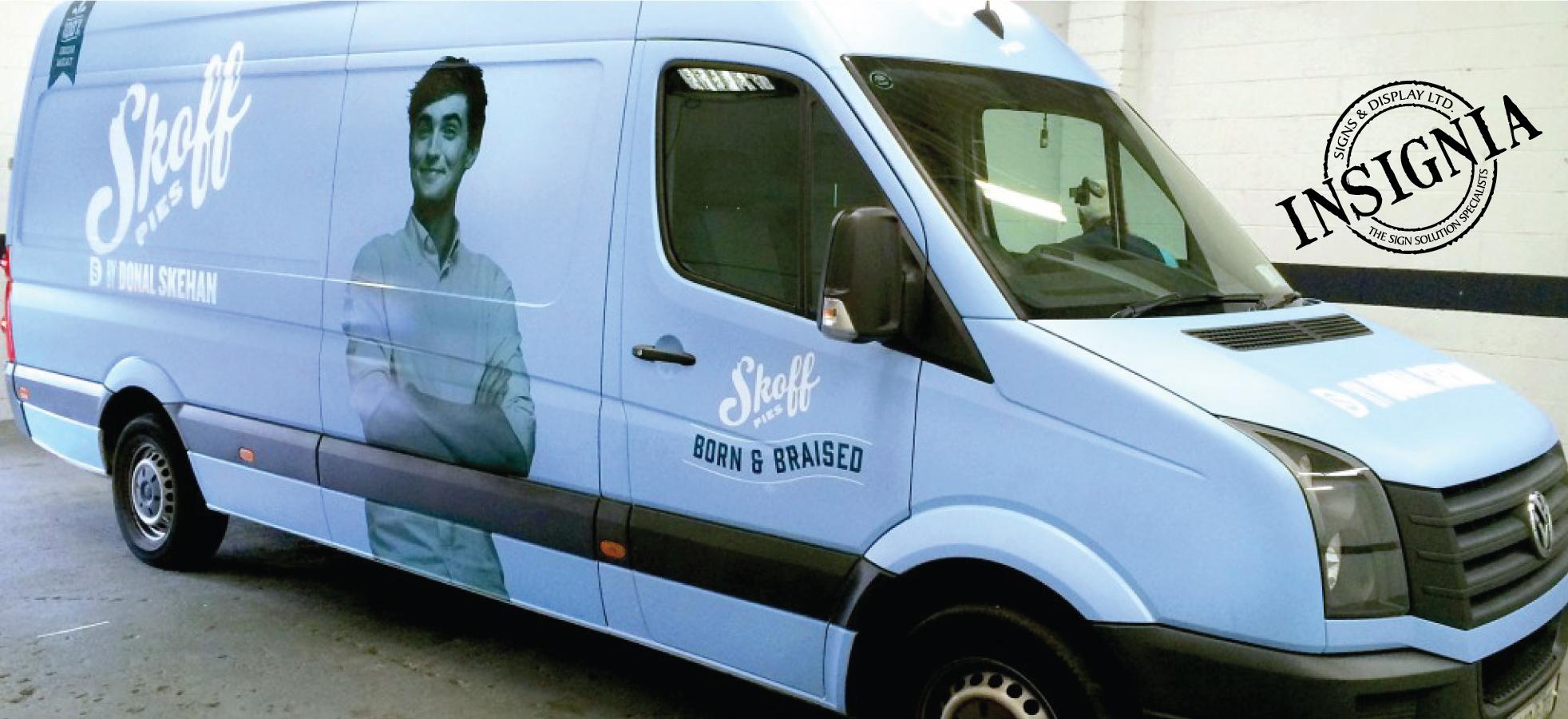 Vehicle Branding and Graphics
